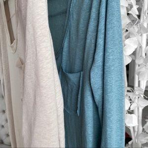 ekattire Tops - DANIKA— in French Blue